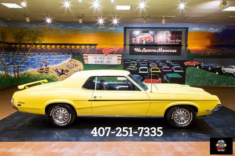 1969 Mercury Cougar Wagon