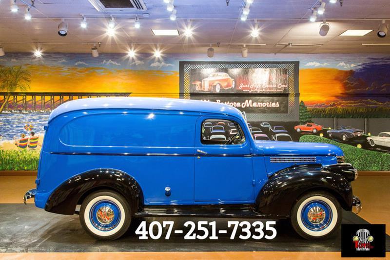 1946 Chevrolet Classic Sedan