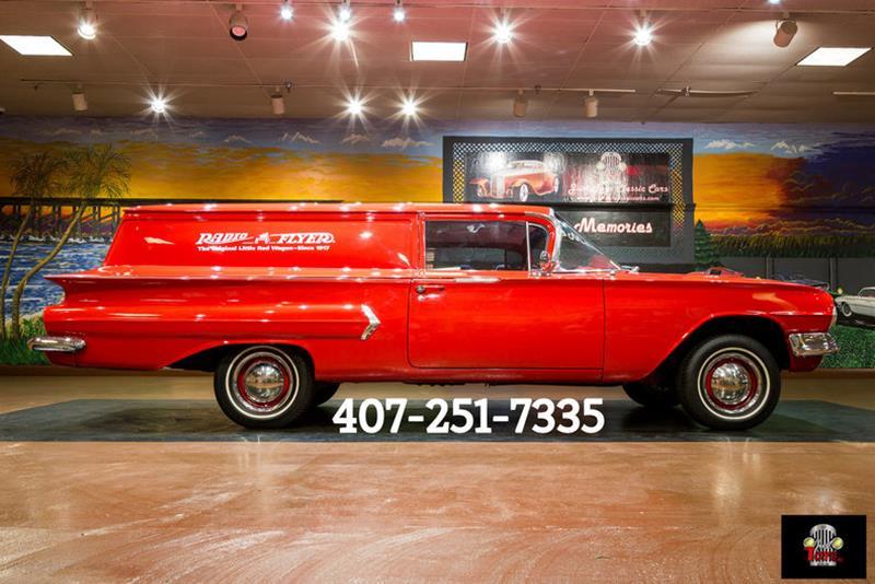1960 Chevrolet Biscayne Sedan