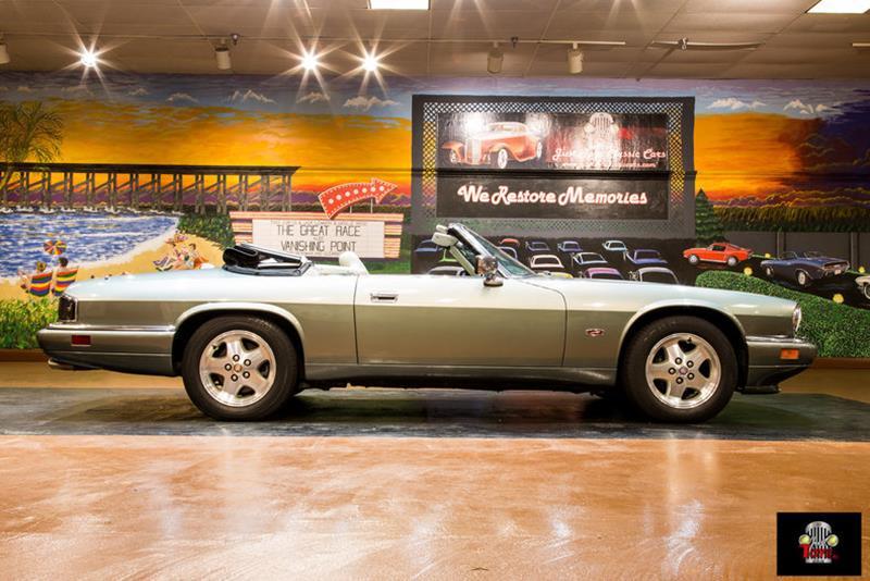 1995 Jaguar XJ-Series Convertible