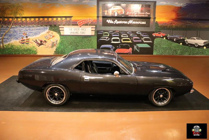 1974 Plymouth Barracuda Convertible