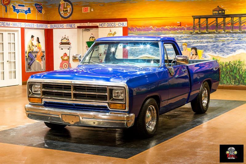1987 Dodge RAM 150 11