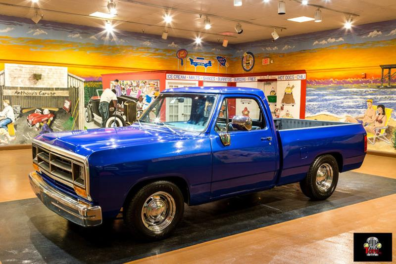 1987 Dodge RAM 150 13