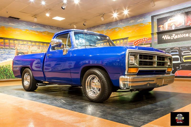 1987 Dodge RAM 150 4