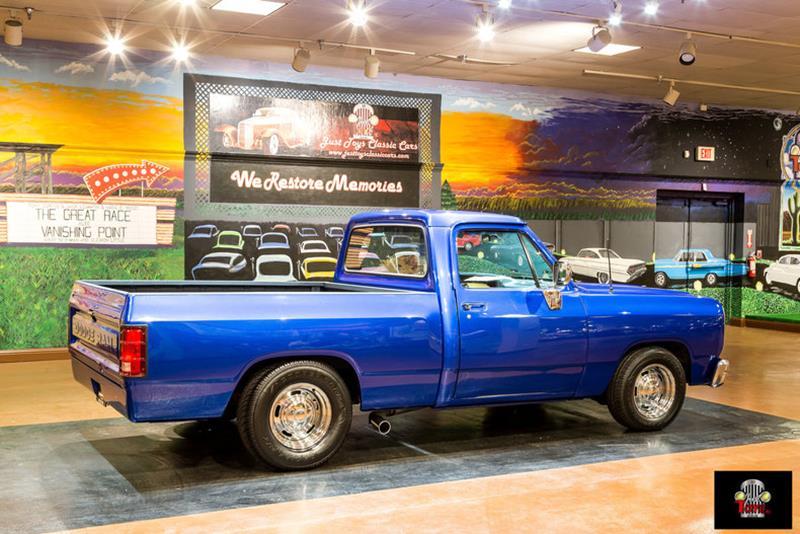 1987 Dodge RAM 150 25