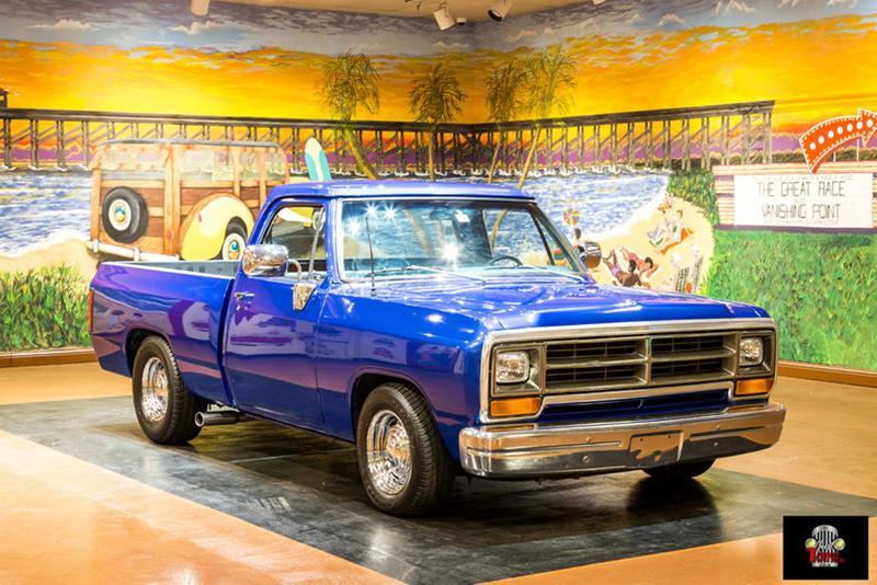 1987 Dodge RAM 150 9