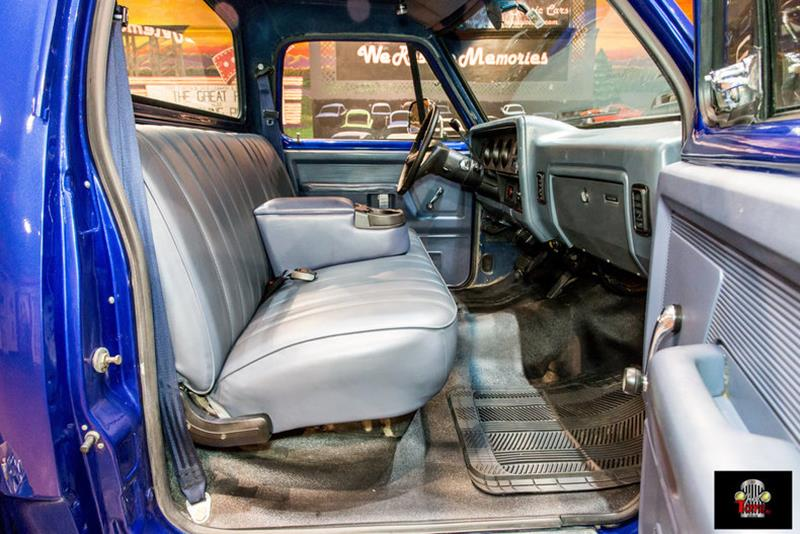 1987 Dodge RAM 150 57