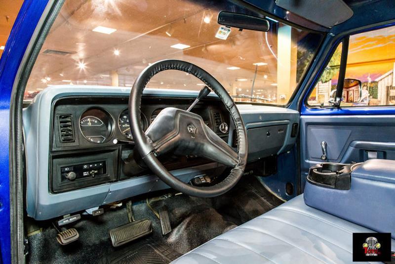 1987 Dodge RAM 150 40
