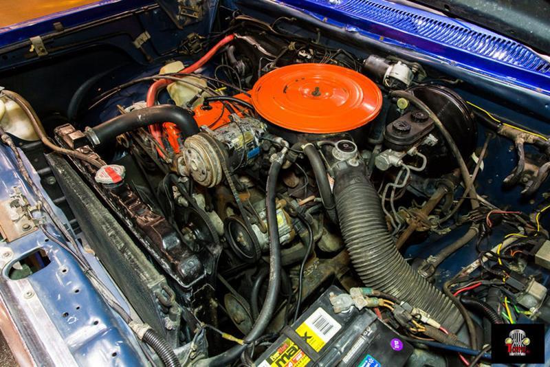 1987 Dodge RAM 150 73