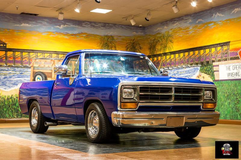 1987 Dodge RAM 150 77