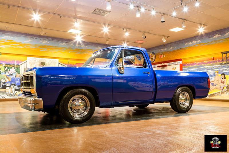 1987 Dodge RAM 150 81
