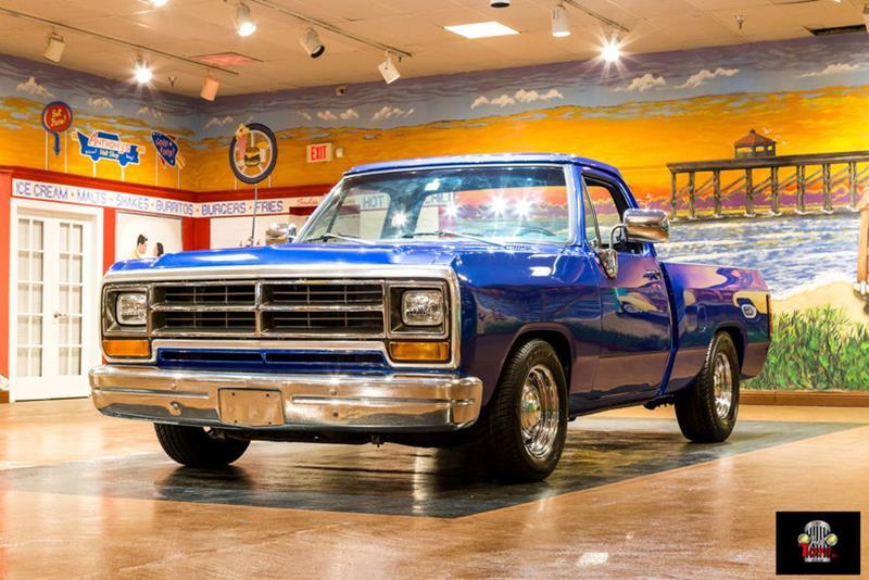 1987 Dodge RAM 150 79