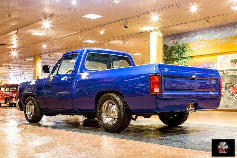 1987 Dodge RAM 150 86