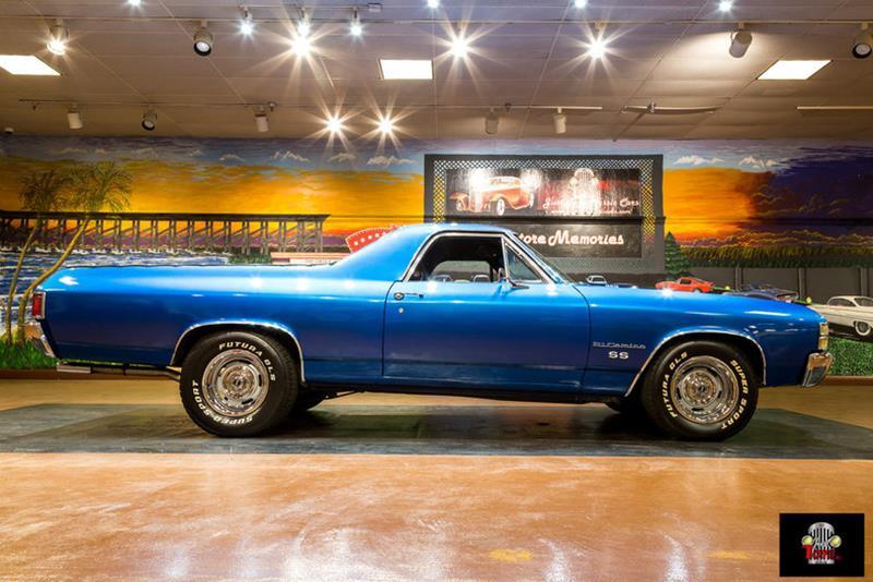 1971 Chevrolet El Camino Coupe