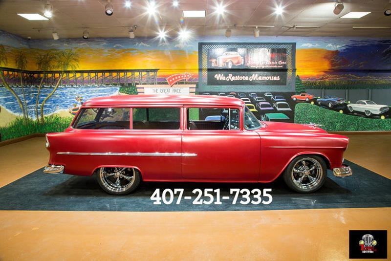1955 Chevrolet 210 Wagon