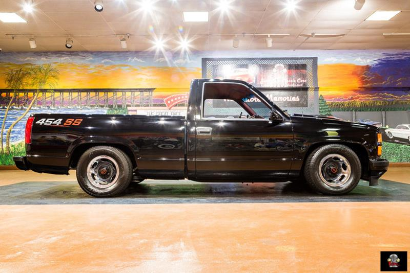 1990 Chevrolet C/K 1500 Series Pickup Truck