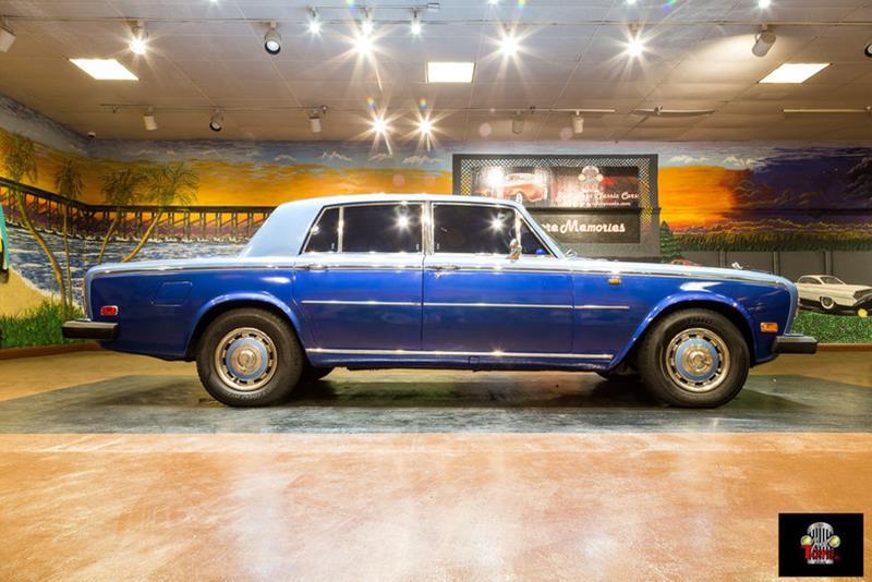 1975 Rolls-Royce Silver Shadow Convertible
