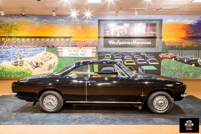 1966 Chevrolet Corvair Wagon