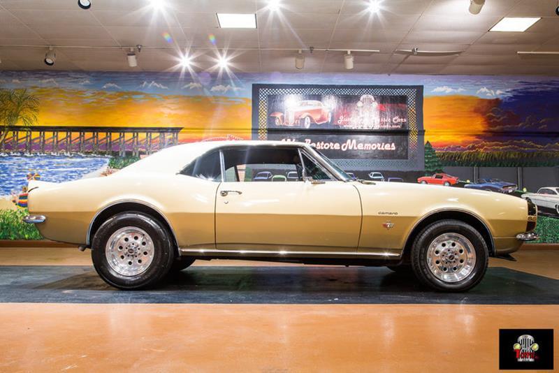 1967 Chevrolet Camaro Convertible