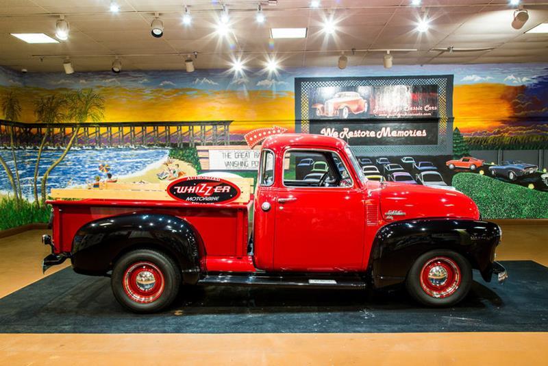 1950 GMC 100 Pickup Truck