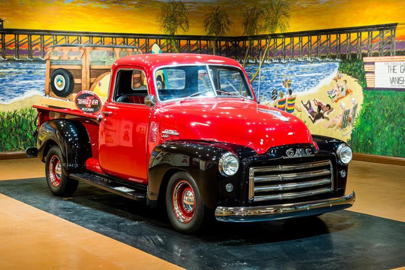 1950 GMC 100 4