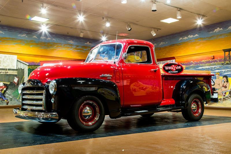1950 GMC 100 12