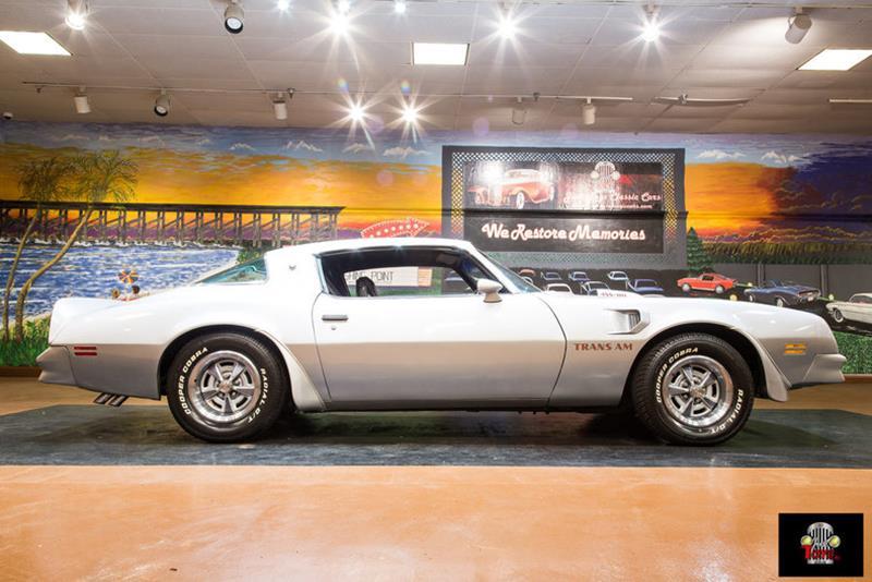 1976 Pontiac Firebird Coupe