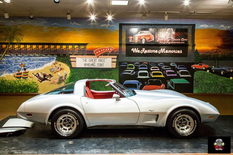 1978 Chevrolet Corvette Convertible