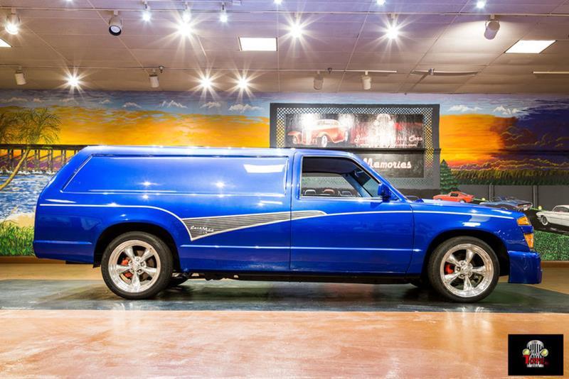 1987 Chevrolet S-10 Pickup Truck