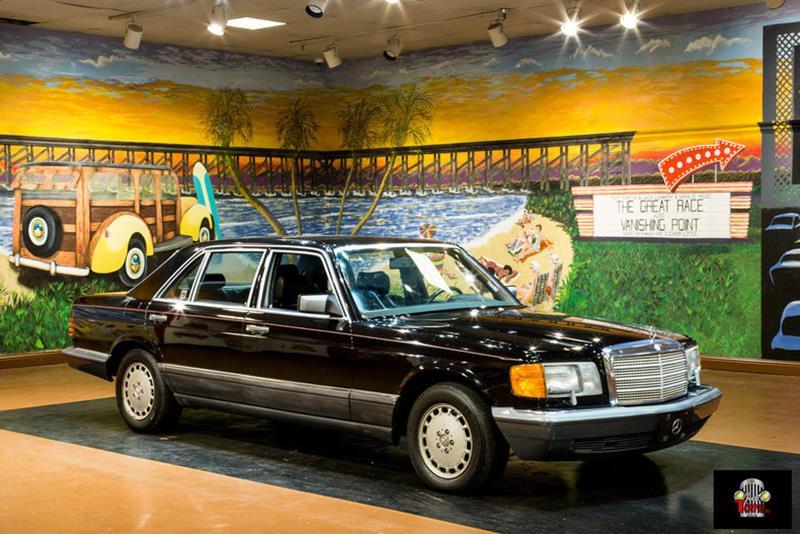1990 Mercedes-Benz 560-Class 8