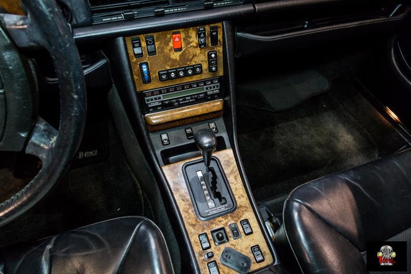 1990 Mercedes-Benz 560-Class 41