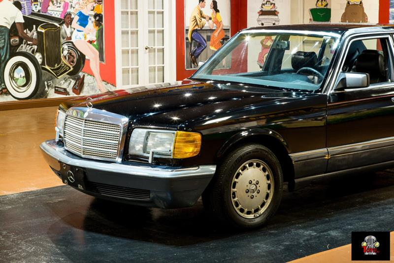1990 Mercedes-Benz 560-Class 12