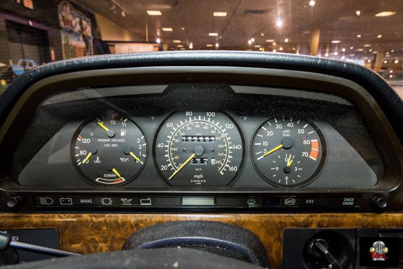1990 Mercedes-Benz 560-Class 40