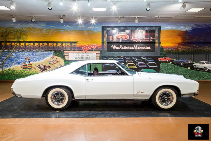 1966 Buick Riviera Convertible