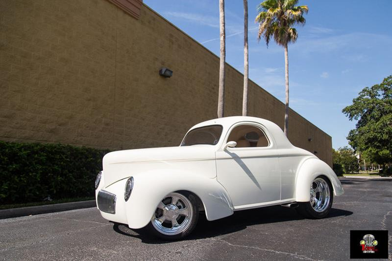 1941 Willys Coupe 55