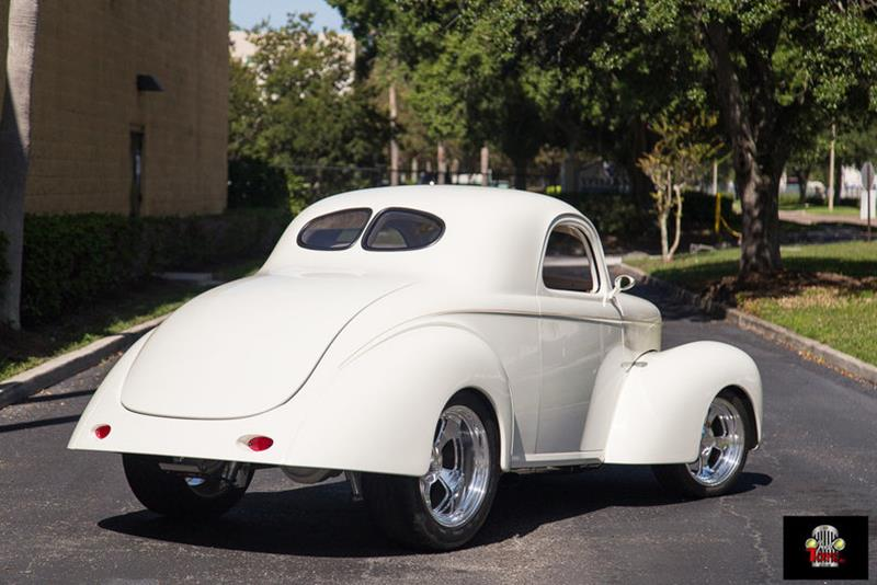 1941 Willys Coupe 42
