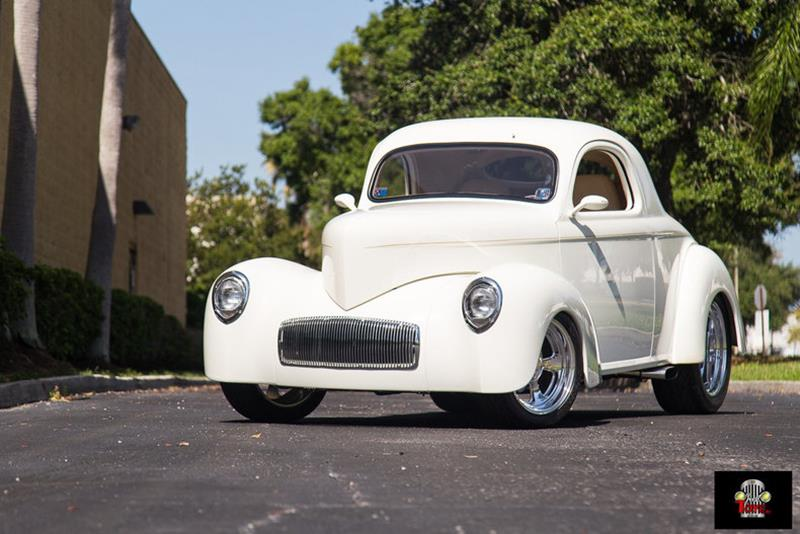 1941 Willys Coupe 53