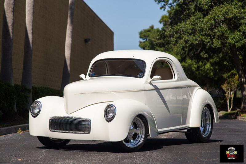 1941 Willys Coupe 51