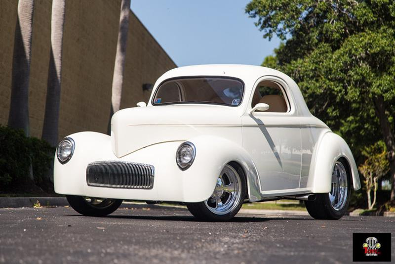 1941 Willys Coupe 52