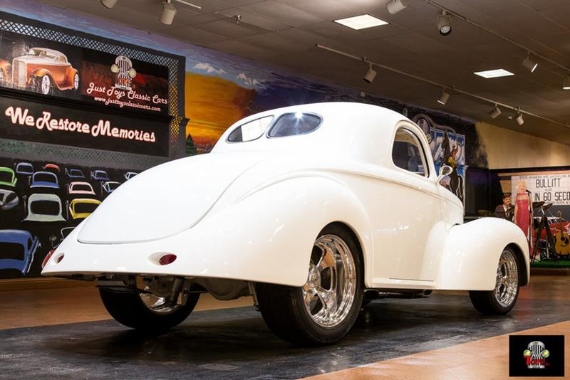 1941 Willys Coupe 100