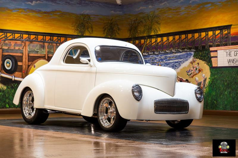 1941 Willys Coupe 90