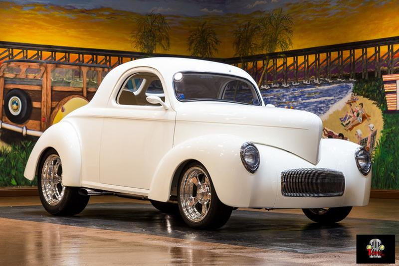 1941 Willys Coupe 89