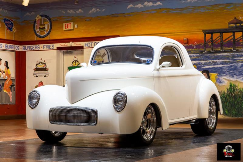 1941 Willys Coupe 93