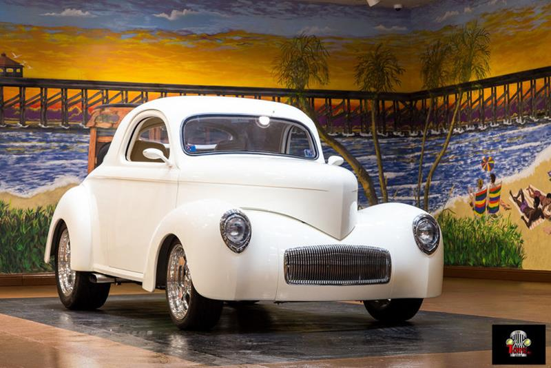 1941 Willys Coupe 91