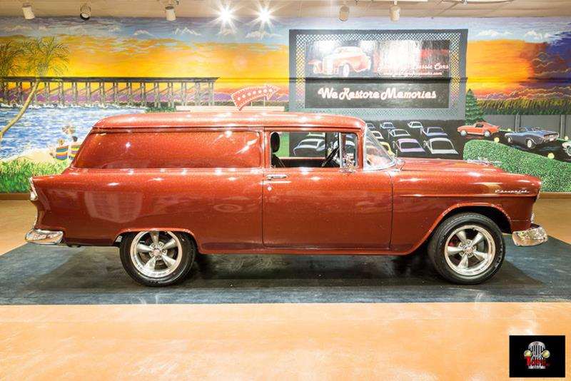 1955 Chevrolet Sedan Delivery Wagon