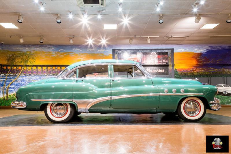 1951 Buick Super 8 Sedan