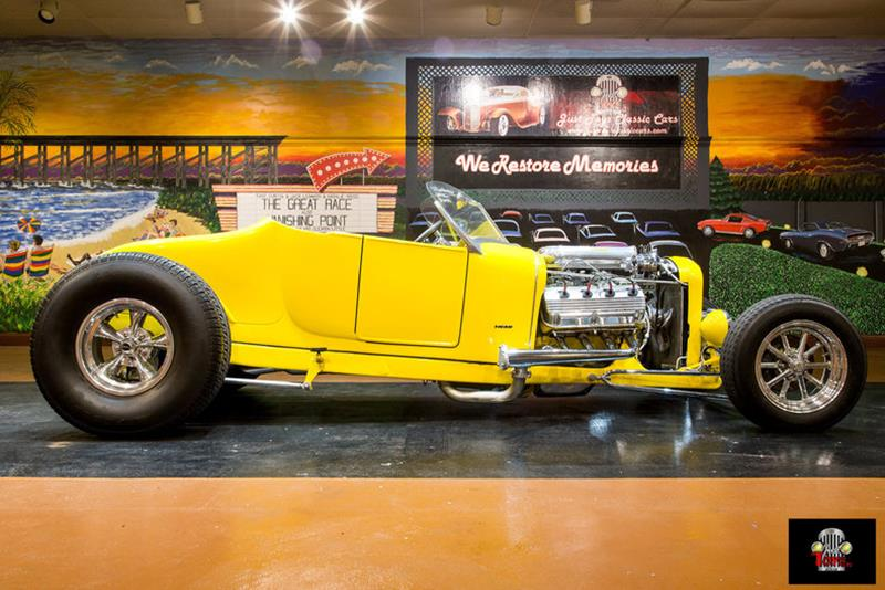 1927 Ford Roadster Convertible