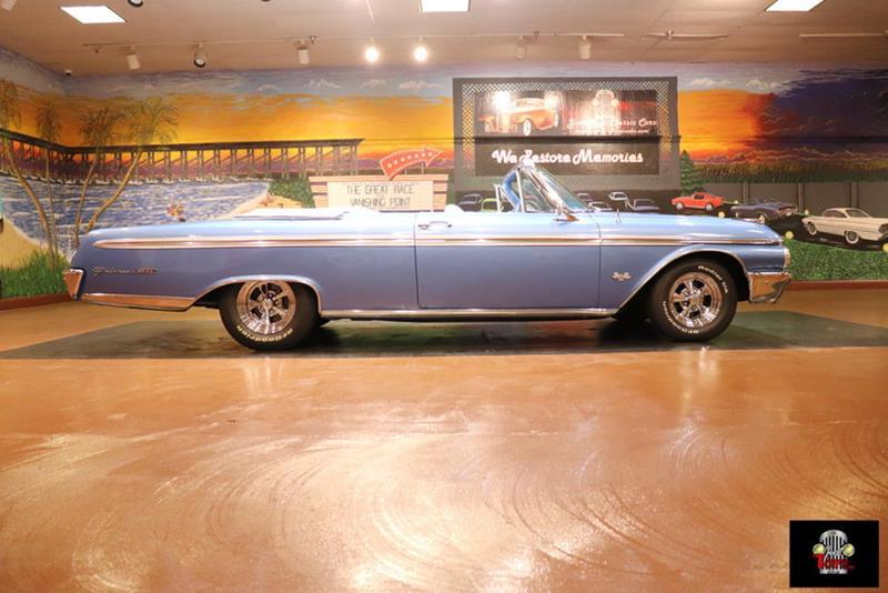 1962 Ford Galaxie Convertible