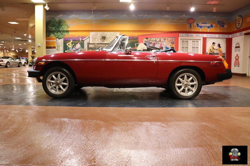 1978 MG MGB 3
