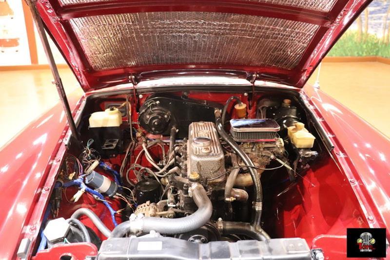 1978 MG MGB 48